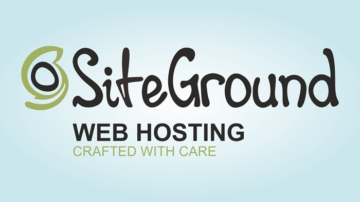 Hosting Siteground New