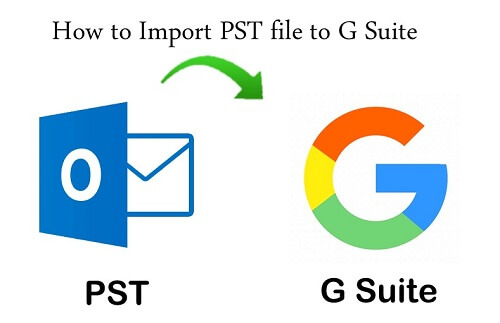 Import PST File to Gmail