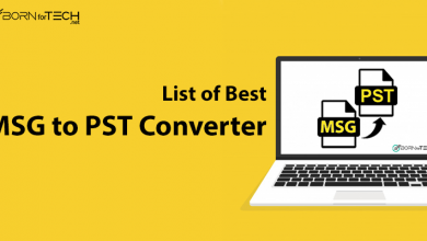 Photo of List of 5 Best MSG to PST Converter that you Can Download