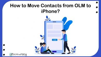 Photo of How to Move Contacts from OLM to iPhone?