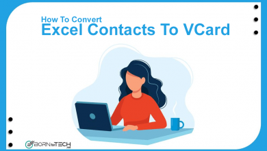Photo of How to Convert Excel Contacts to vCard Manually?
