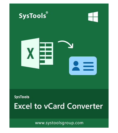 excel contacts to vcard
