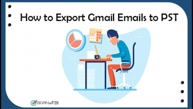 Photo of How to Export Gmail Emails to PST with Easy Steps?