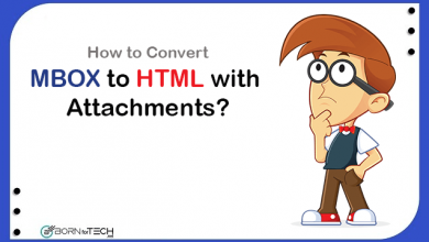 Photo of How to Convert MBOX to HTML format with Attachments?