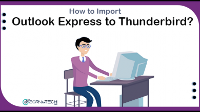 Photo of How to Import Outlook Express DBX files to Thunderbird?