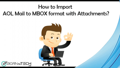 Photo of How to Import AOL Mail to MBOX format with Attachments?