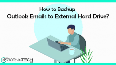 Photo of How to Backup Outlook Emails to External Hard Drive?