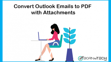 Photo of Easy Way to Convert Outlook Email to PDF with Attachments